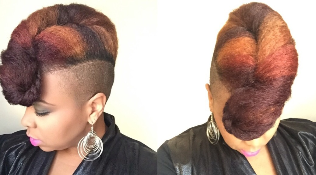 Undercut Tj Luvs Being Natural Page 2